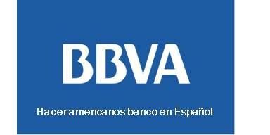 BBVA slogan