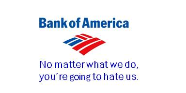 Bank of America slogan