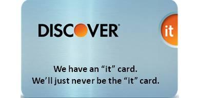 Discover slogan